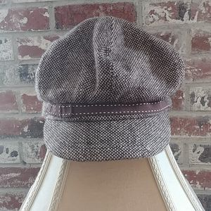 Nine&Co Newsboy hat.